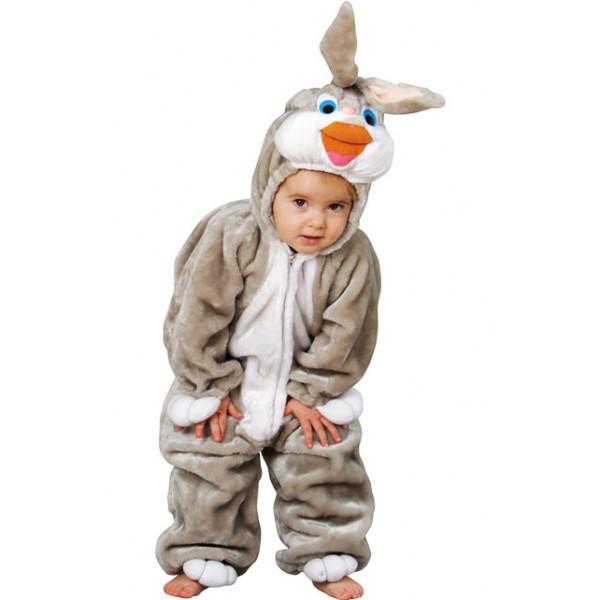 Achat deguisement pas cher combinaison de deguisement lapin en peluche - Deguisement en o ...