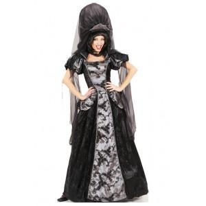 Deguisement halloween femme reine obscure - Deguisement femme halloween ...