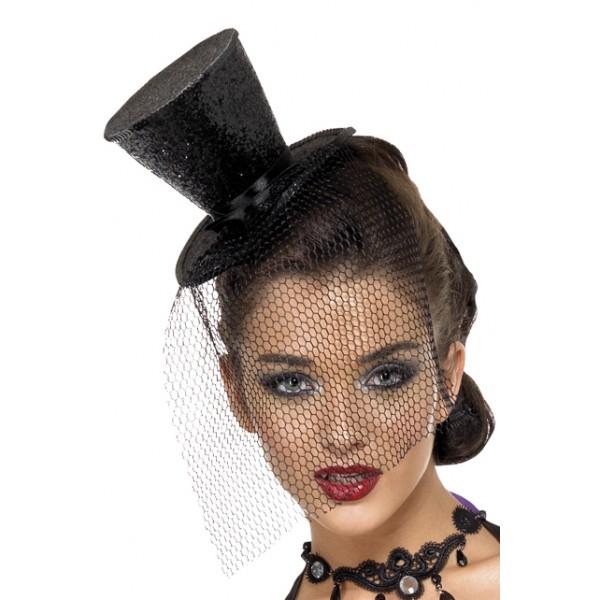 achat deguisement pas cher chapeau haut de forme pour femme. Black Bedroom Furniture Sets. Home Design Ideas